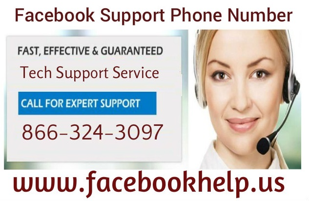 Facebook Tech Support Service Number:(866) 324-3097