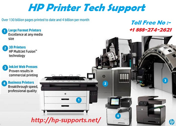 Hp Printer Helpline Number + 1 888-274-2621