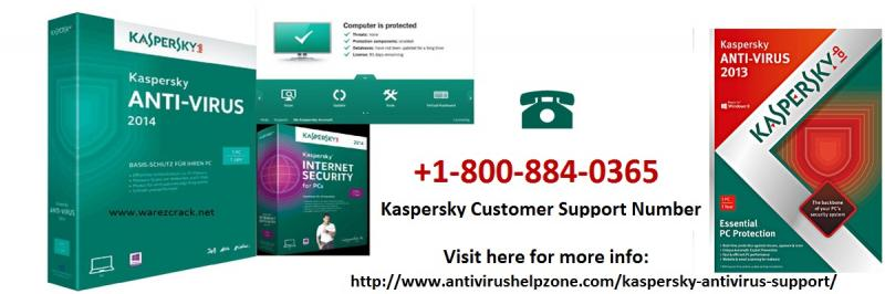 Kaspersky Technical Support USA Number