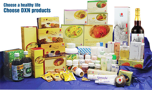 DXN Malaysia Health Products
