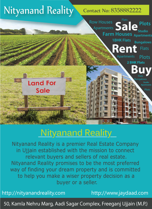 Jaydaad.com - Real Estate Portal India