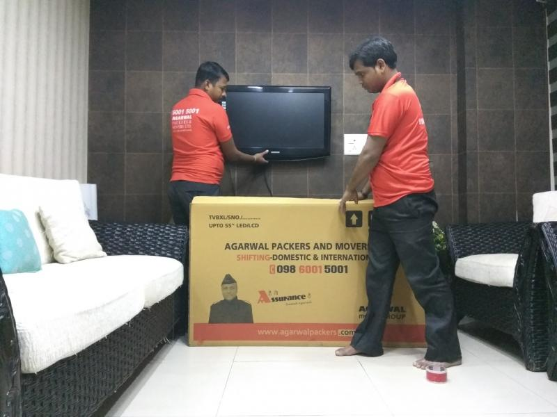 Agarwal Packers and Movers Kalighat